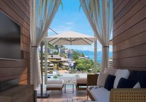 Alta Vista, Puerto Vallarta, 2 Bedrooms Bedrooms, ,3 BathroomsBathrooms,Condo,For Sale,1054